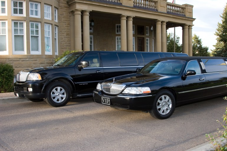 VIP Limousines, Edmonton