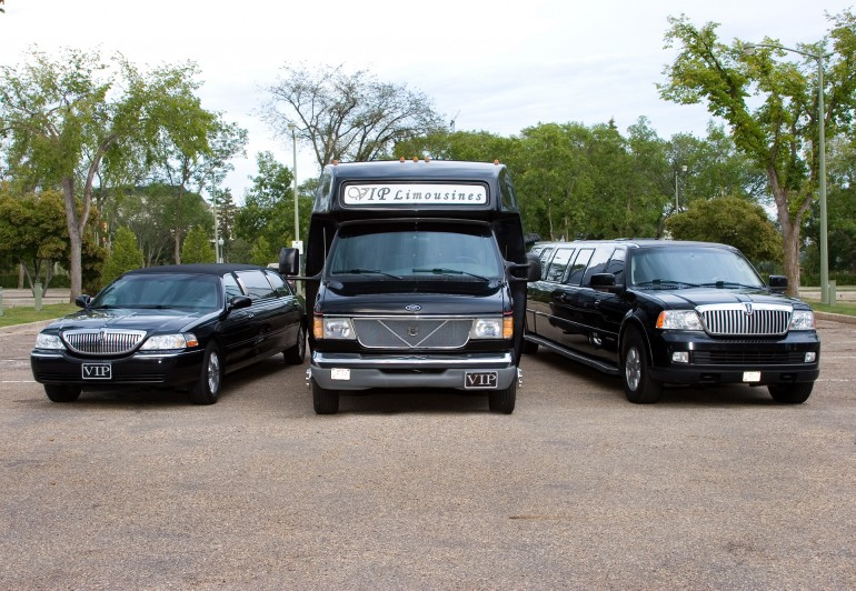 VIP Limousines | Edmonton