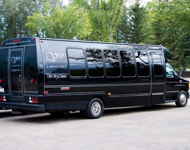 VIP Lounge: Party Bus - VIP Limousines, Edmonton